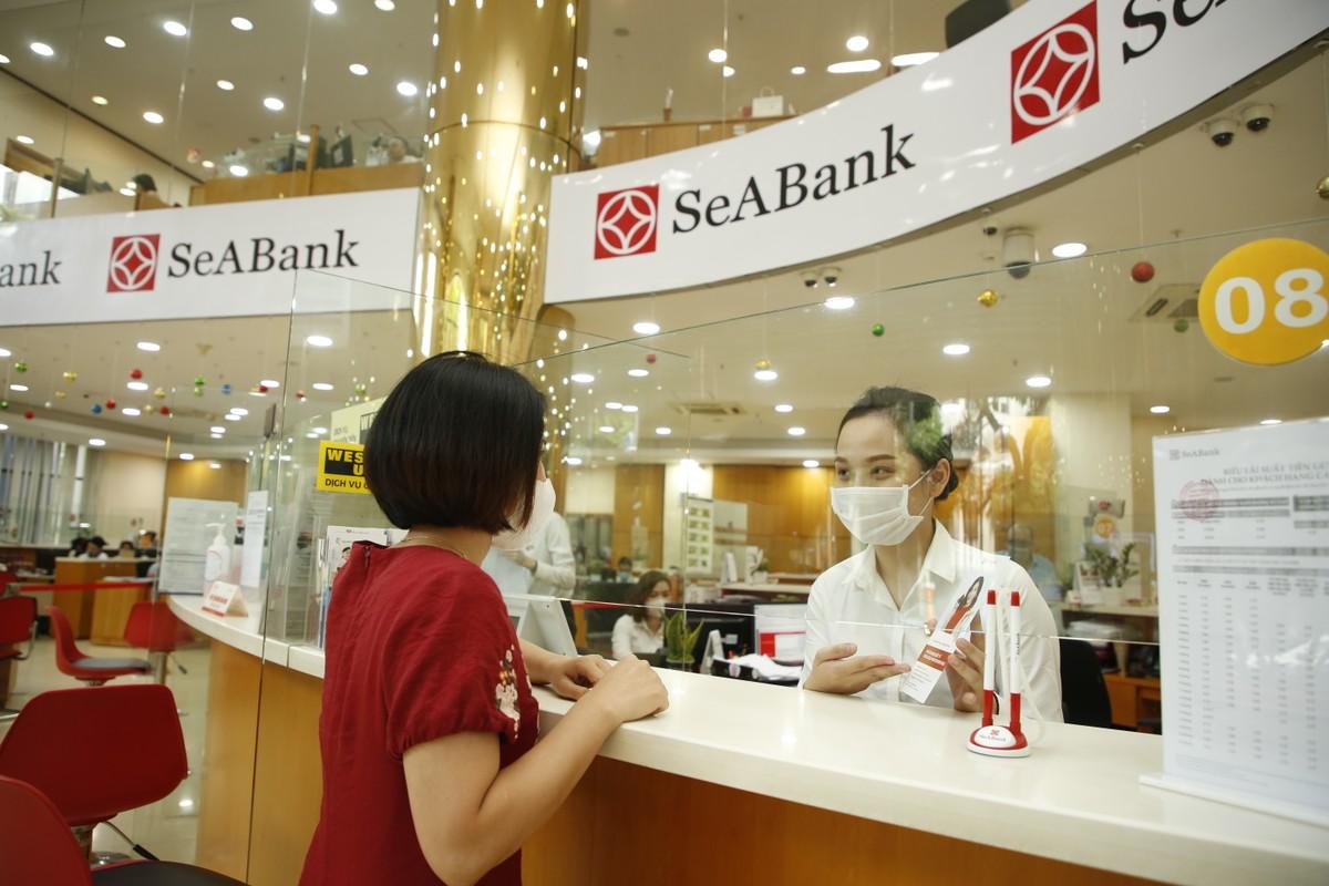 SeABank được chấp thuận tăng vốn điều lệ lên gần 14,8 nghìn tỷ đồng