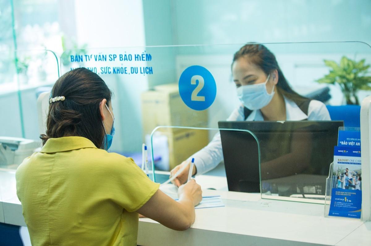 Bảo Việt ghi nhận lợi nhuận trước thuế 6 tháng 1.103 tỷ đồng, tăng trưởng 38,4%