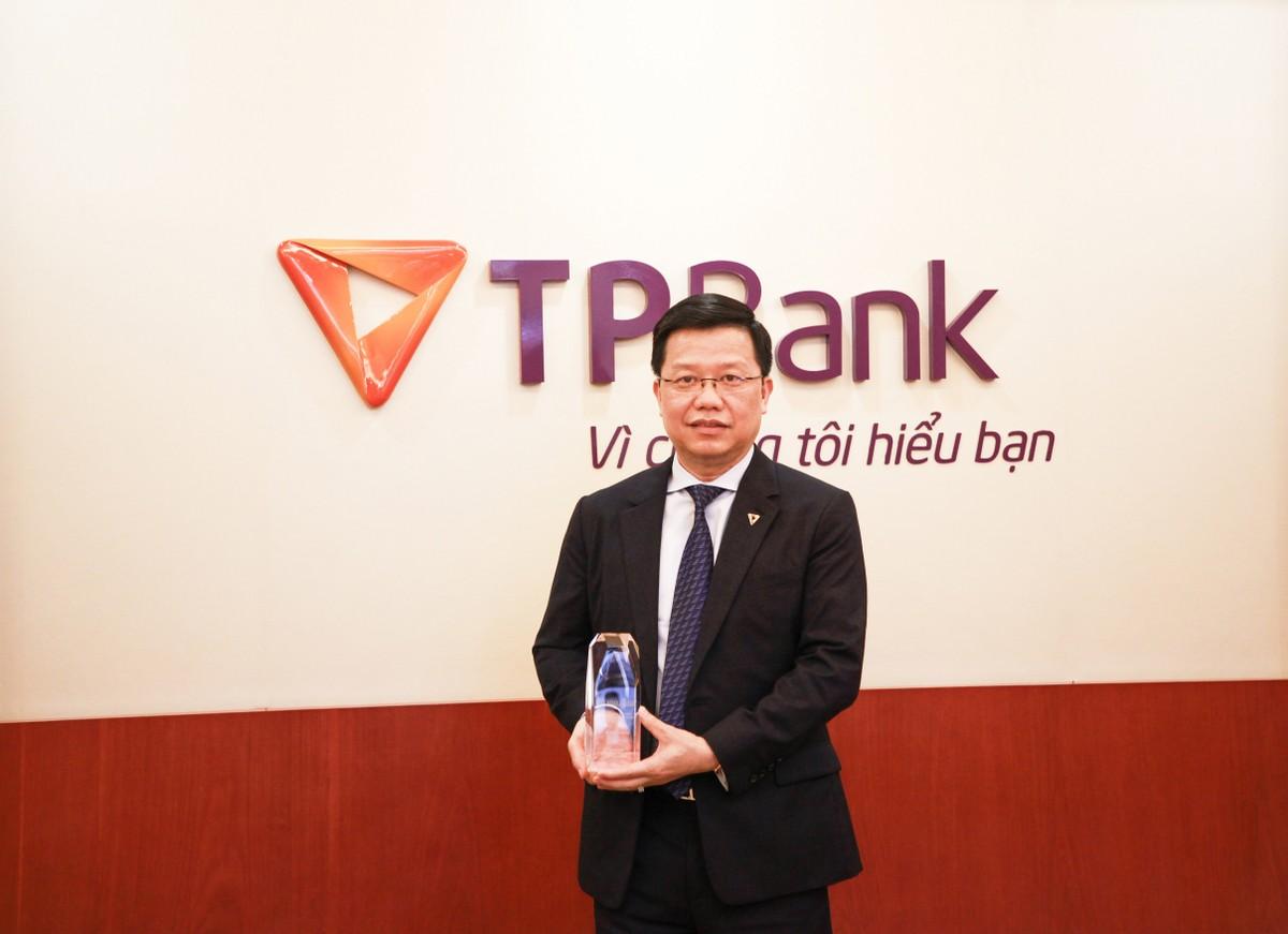 CEO ngân hàng Việt duy nhất được The Asian Banker vinh danh thành tựu đổi mới sáng tạo