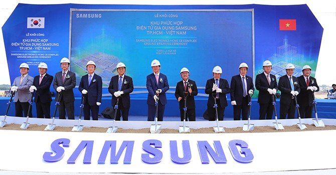 Vietnam Ministry Turns down Samsung's Preferential Tax Request