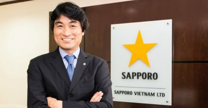 Vietnam Demand for High-end Beer Seen to Rise by 2020: Sapporo Vietnam CEO