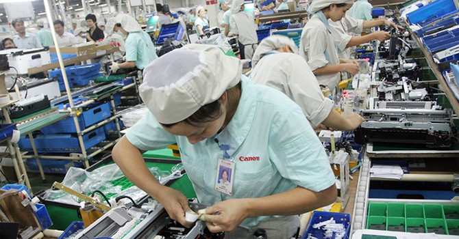 """Hé lộ mức lương """"khủng"""" doanh nghiệp Nhật trả cho lao động người Việt"""