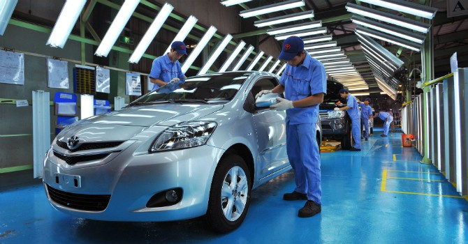 Gần 2/3 doanh nghiệp Nhật Bản ở Việt Nam làm ăn có lãi