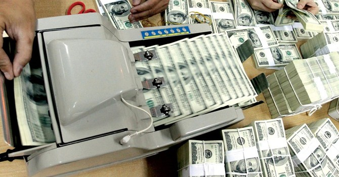 Vietnam's Forex Reserves Forecast to Swell to $48 Billion by End-2017