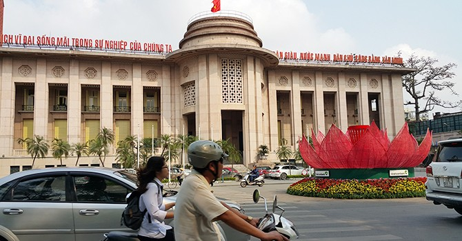 Vietnam's Forex Reserves Rise to New High of $53 Billion