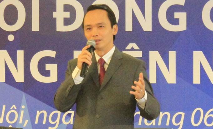 """Chủ tịch FLC tiết lộ giá trị thương vụ """"đất vàng"""" 36 Phạm Hùng"""