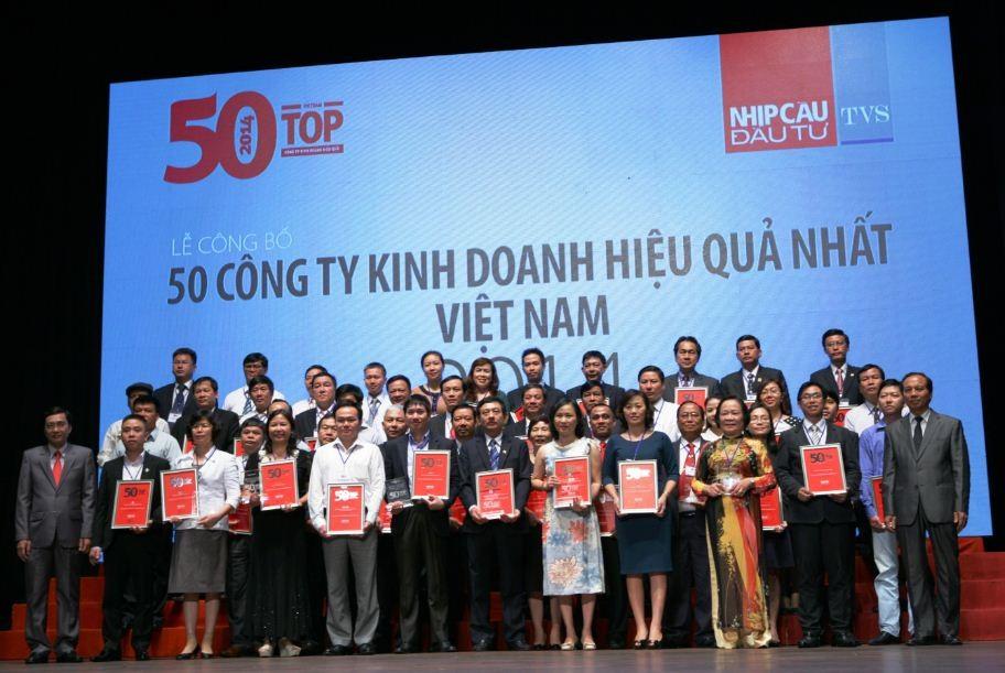 OCH bước chân vào nhóm 50 công ty kinh doanh tốt nhất Việt Nam