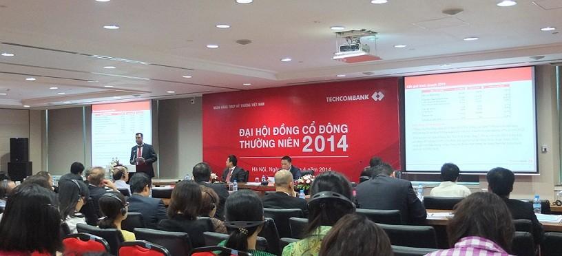 ĐHCĐ Techcombank: Ông Nguyễn Đoan Hùng được bầu làm thành viên HĐQT độc lập