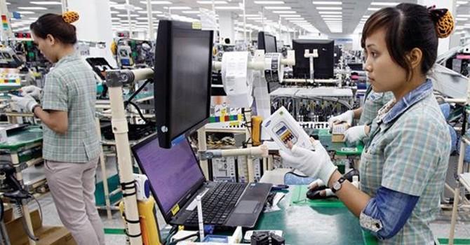 Việt Nam thành công xưởng sản xuất smartphone lớn nhất thế giới?