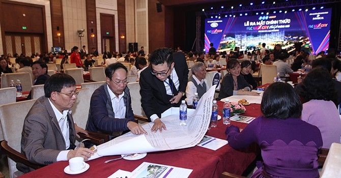 """""""FLC Lux City sẽ giúp Sầm Sơn thành thành phố đáng sống"""""""