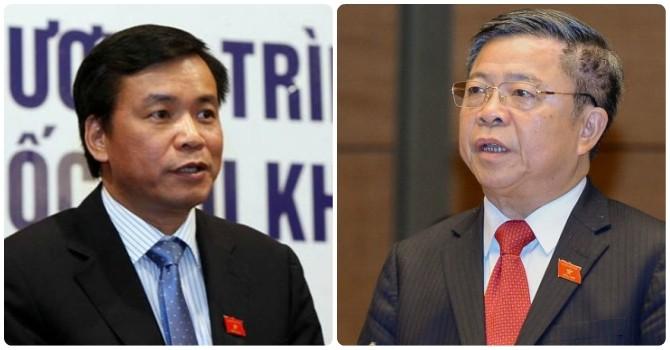 """Ông Võ Kim Cự xin thôi làm đại biểu, Tổng thư ký Quốc hội: """"Tôi chưa thấy đơn"""""""