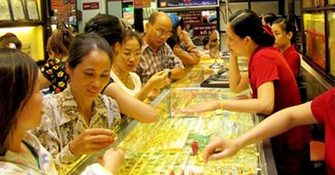 Huy động vàng trong dân: Trở ngại từ thuế suất xuất khẩu