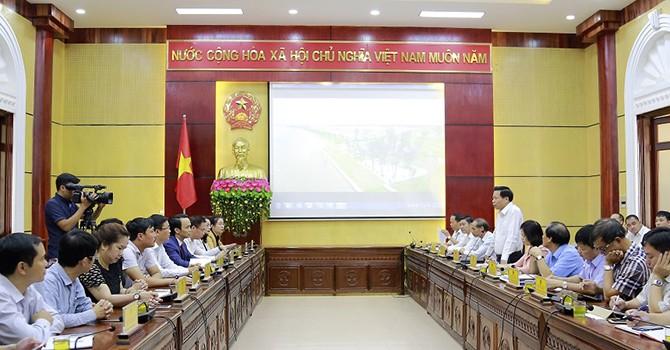 Tập đoàn FLC trao đổi kế hoạch xây dựng đô thị nghỉ dưỡng với lãnh đạo tỉnh Bắc Ninh