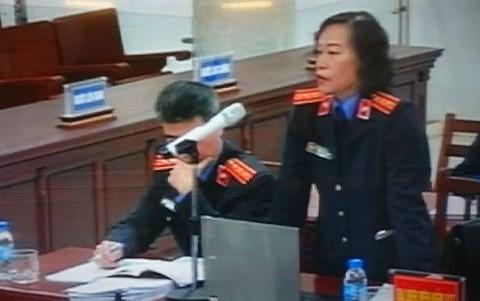 Phiên tòa xử Trịnh Xuân Thanh tạm dừng chỉ sau... 12 phút