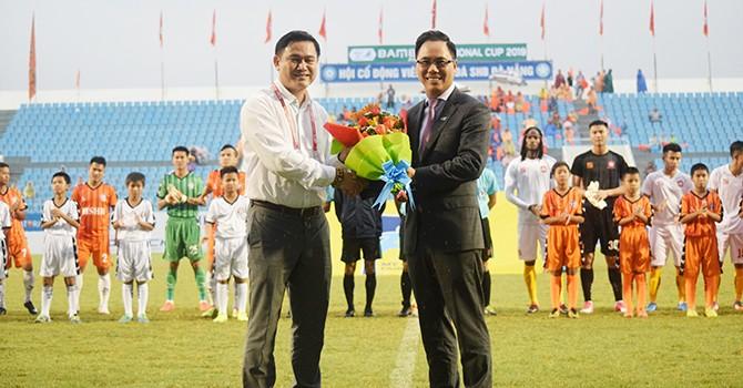 Bamboo Airways chính thức tài trợ Giải bóng đá Cúp Quốc gia 2019