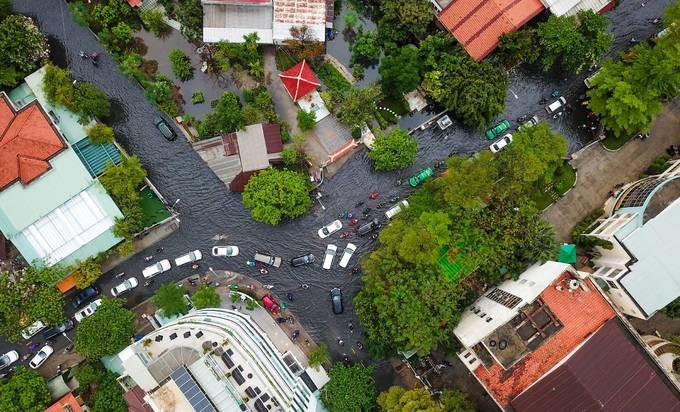 Delay in Acquiring Lands Slows down Saigon's Flood-Proofing Projects
