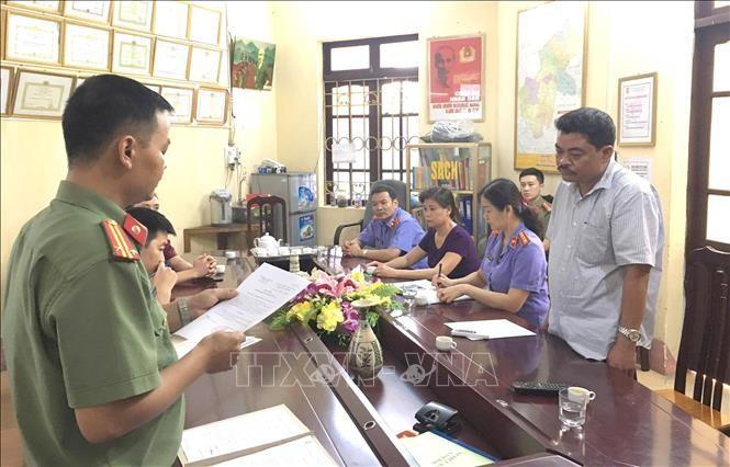 Đề nghị xử lý phụ huynh có con được nâng điểm trong Kỳ thi THPT quốc gia tại Hà Giang
