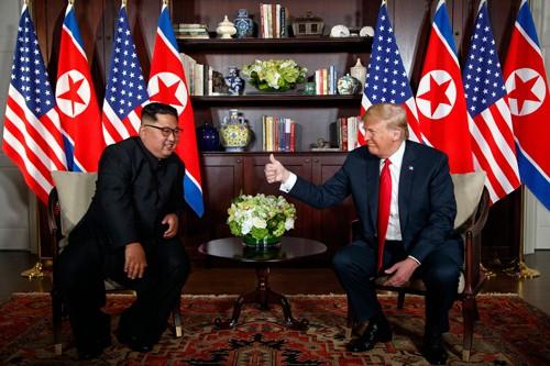 """Triều Tiên cảnh báo tuyên bố chung với Mỹ sắp thành """"tờ giấy trắng"""""""