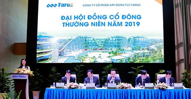 FLC Faros đặt mục tiêu doanh thu 4.000 tỷ đồng năm 2019