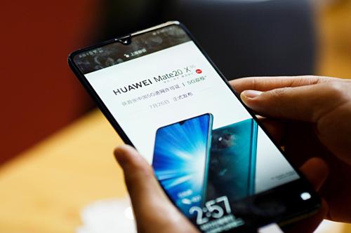 Huawei được hoãn cấm vận thêm 90 ngày
