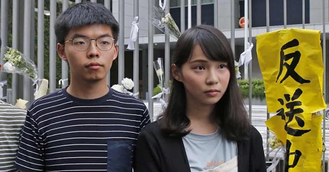 Thế giới 24h: Thủ lĩnh biểu tình Hong Kong Joshua Wong lại bị bắt giữ