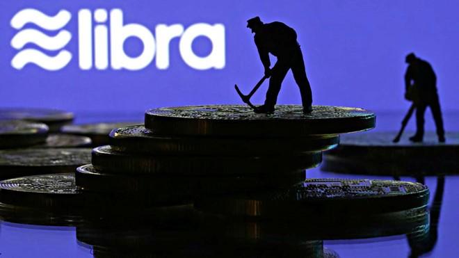Trung Quốc sẽ tung ra tiền ảo giống Libra của Facebook