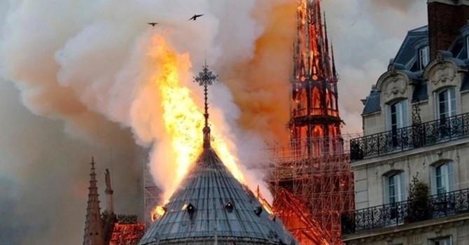 Thế giới 24h: Chuyên gia Trung Quốc tham gia phục dựng nhà thờ Đức Bà Paris