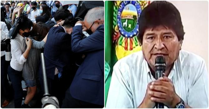 """Thế giới 24h: Biểu tình Hong Kong bùng phát, """"chính biến"""" tại Bolivia"""