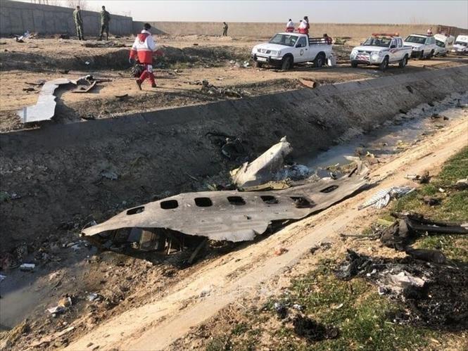 Phần lớn nạn nhân vụ rơi máy bay Ukraine là người Iran