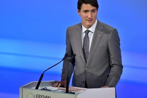 Thủ tướng Canada tuyên bố sẽ gia tăng tài trợ cho WHO