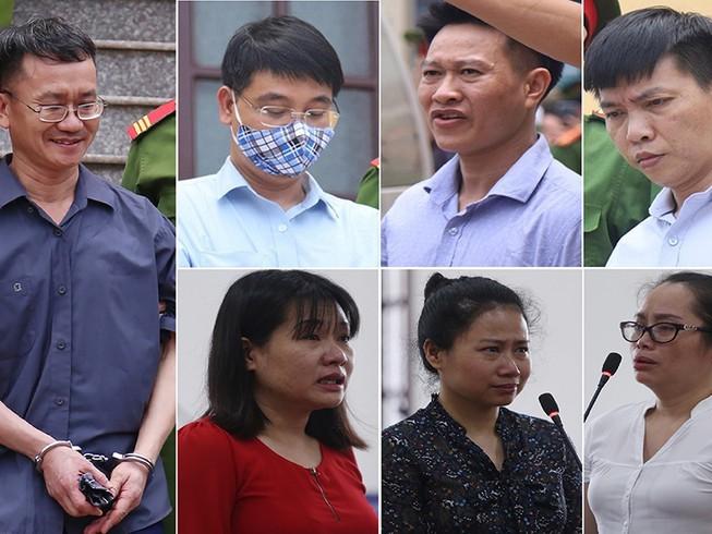 Gian lận điểm ở Hòa Bình: Chủ mưu bị đề nghị 7-8 năm tù