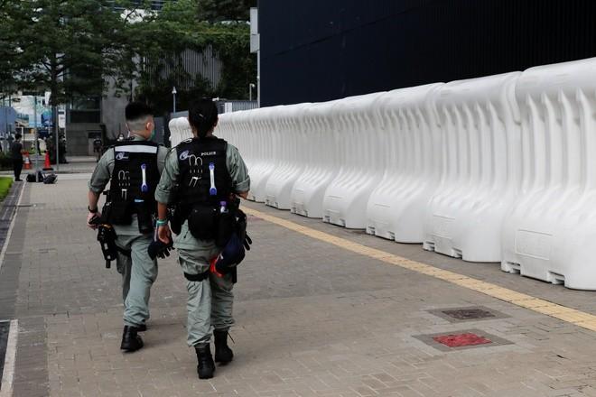 Hồng Kông căng thẳng vì dự luật về quốc ca Trung Quốc