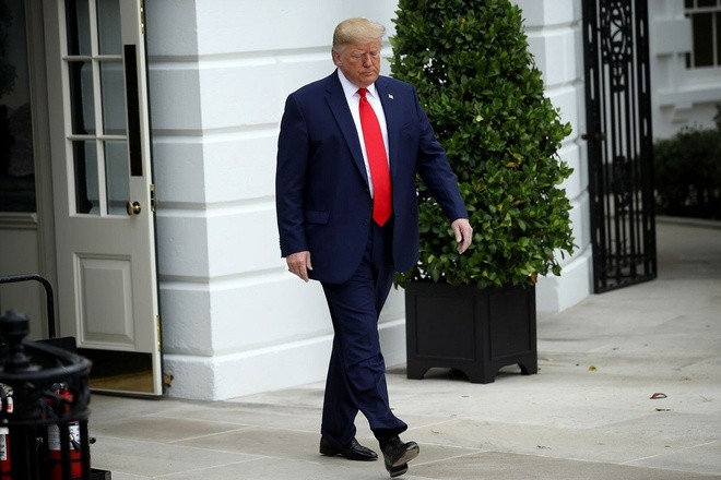 Tổng thống Trump nói sẽ ra đi trong hòa bình nếu thất bại vào tháng 11