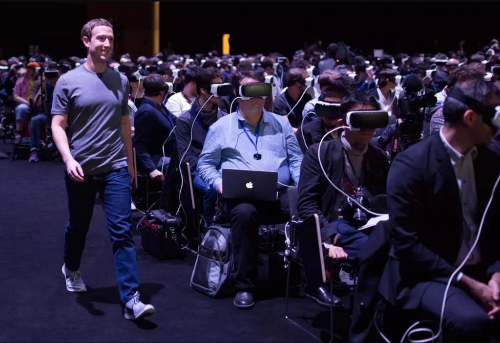 Ý đồ đằng sau trào lưu avatar ảo trên Facebook
