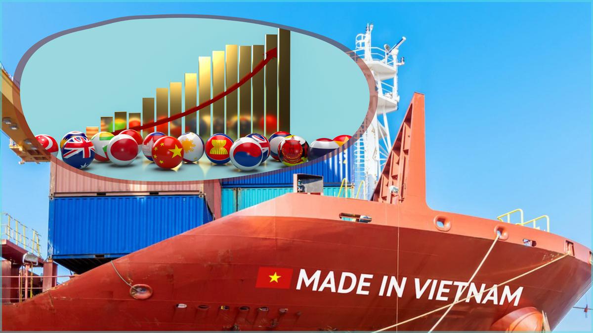 Xuất khẩu sang các thị trường có FTA tăng trưởng mạnh