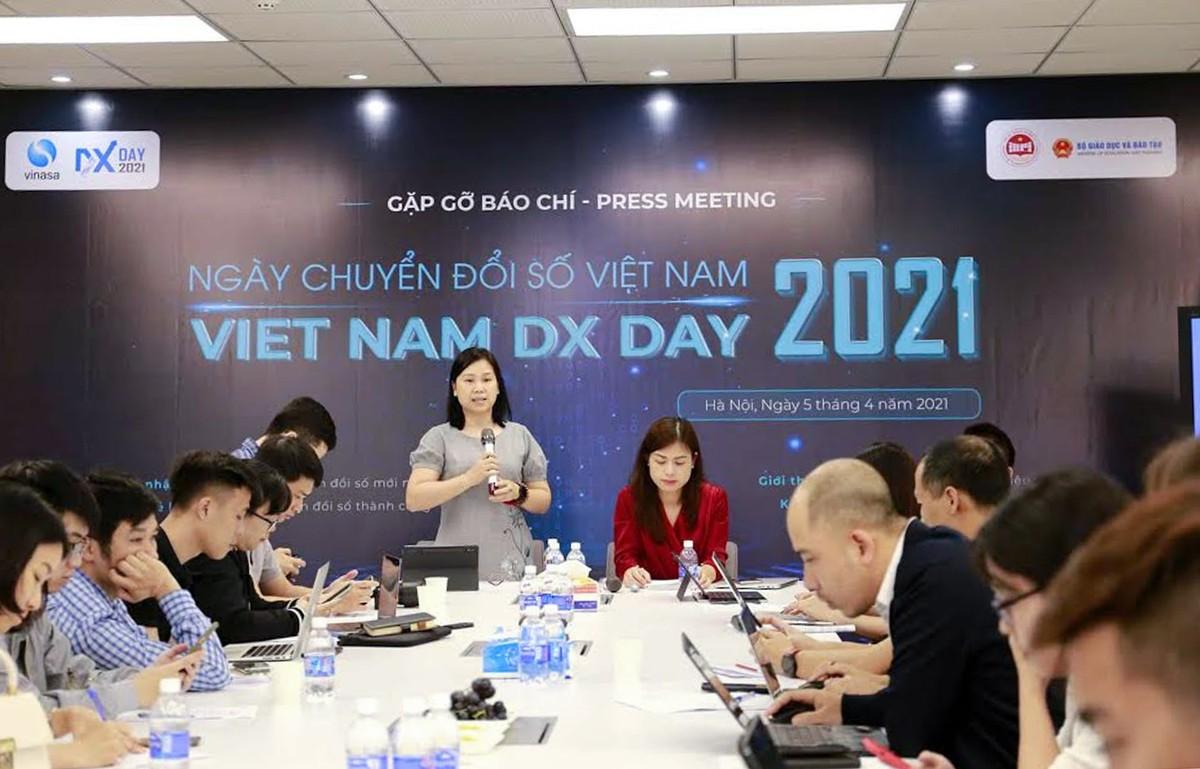 Công bố chương trình Ngày Chuyển đổi số Việt Nam 2021