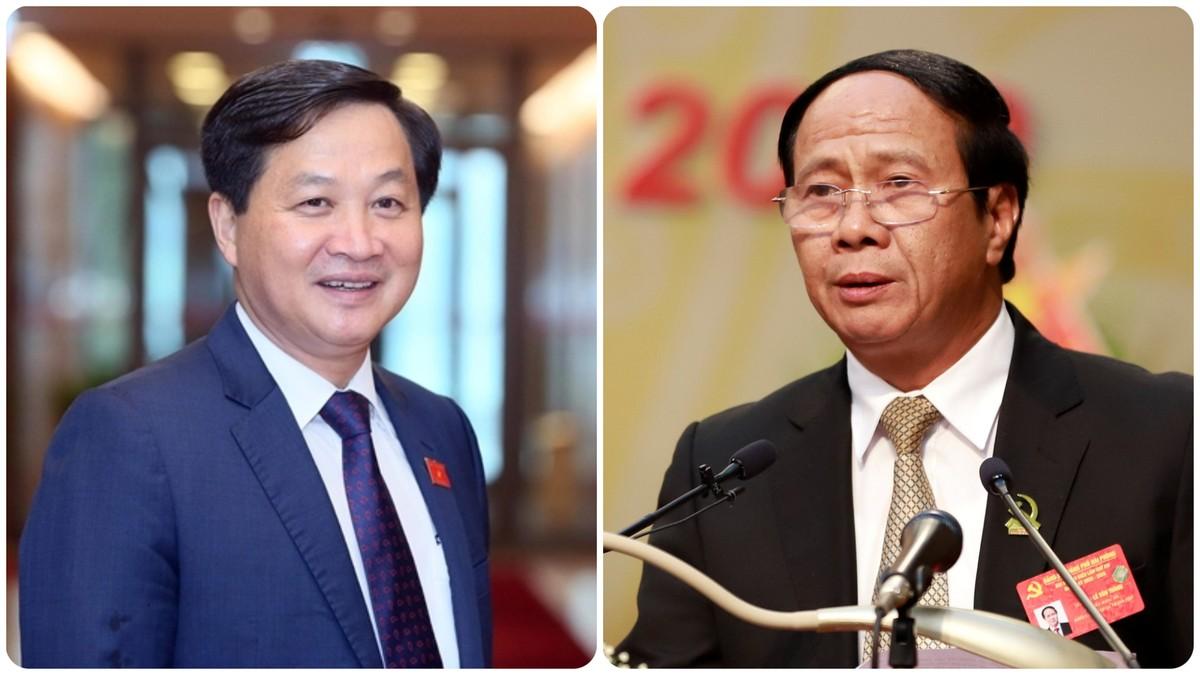 Thủ tướng Phạm Minh Chính trình danh sách đề cử 2 Phó Thủ tướng và 12 bộ trưởng, trưởng ngành