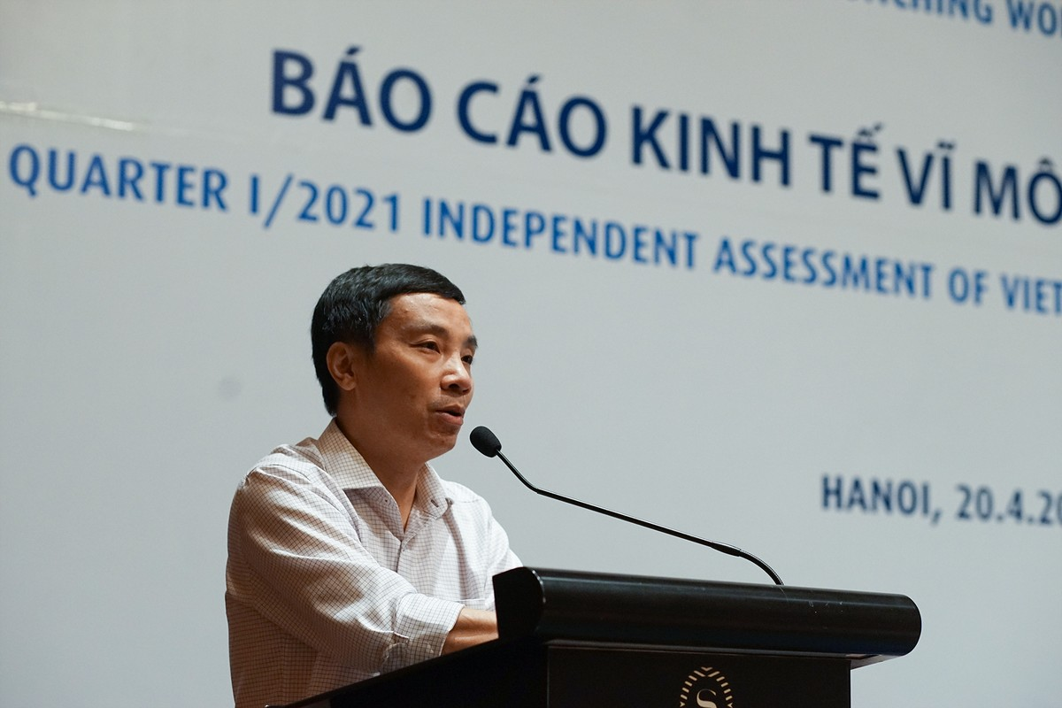 VEPR dự báo kinh tế Việt Nam tăng trưởng trên 6% năm 2021 với yếu điểm phụ thuộc FDI