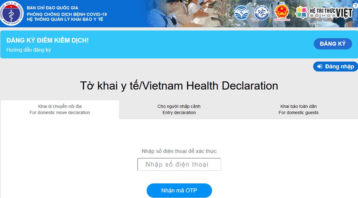 Tất cả người dân quay trở lại Hà Nội sau kỳ nghỉ lễ phải khai báo y tế