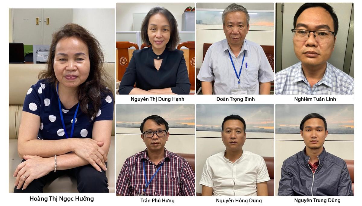 Khởi tố, bắt nguyên Phó giám đốc và 6 bị can liên quan đến sai phạm tại Bệnh viện Tim Hà Nội