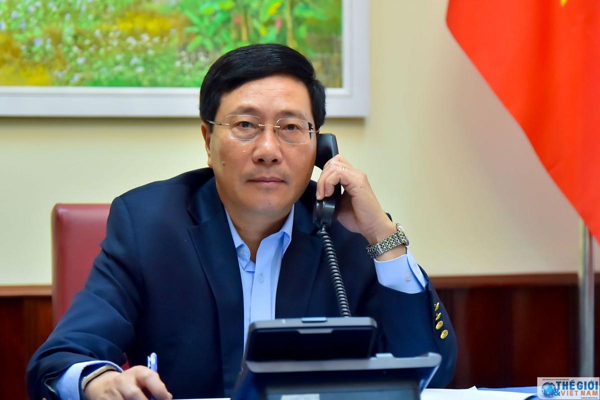 Phó Thủ tướng Phạm Bình Minh làm Tổ trưởng Tổ công tác đặc biệt tháo gỡ vướng mắc, thúc đẩy  dự án đầu tư