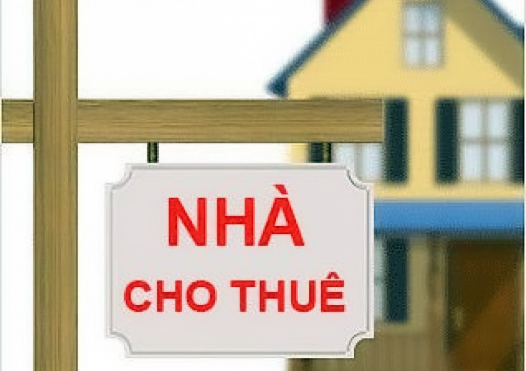 Phó thủ tướng chỉ đạo gỡ vướng việc áp thuế với người cho thuê nhà