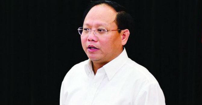Ông Tất Thành Cang bị cách chức Ủy viên Trung ương Đảng khóa XII