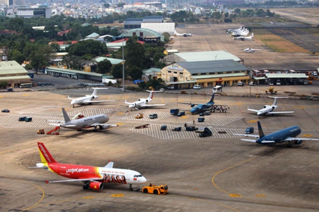 Phó Thủ tướng: Làm rõ phương án huy động vốn cho dự án mở rộng Sân bay Tân Sơn Nhất
