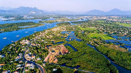 Chỉnh dự án 259,2ha ven biển Cù Lao Chàm