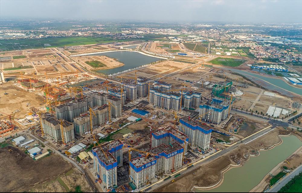 Dự án bất động sản đua nhau bung hàng đón sóng đầu tư mới
