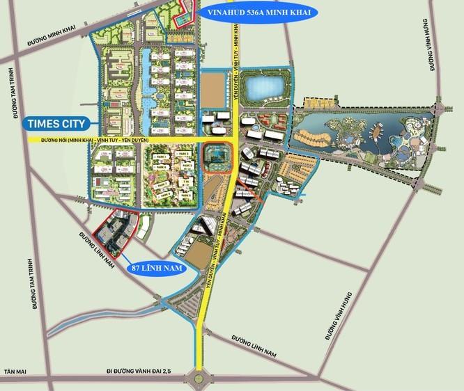 77 hộ dân Vĩnh Tuy được đề xuất đưa ra khỏi quy hoạch dự án theo hình thức BT