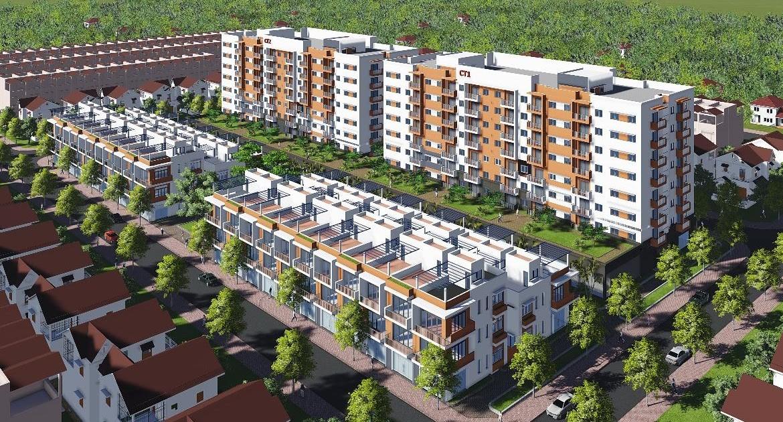 Xây khu nhà ở xã hội rộng 17,34ha ở Bắc Ninh