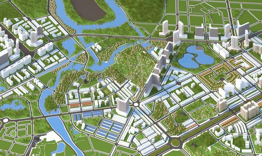 Bắc Ninh lập quy hoạch khu đô thị rộng 360 ha