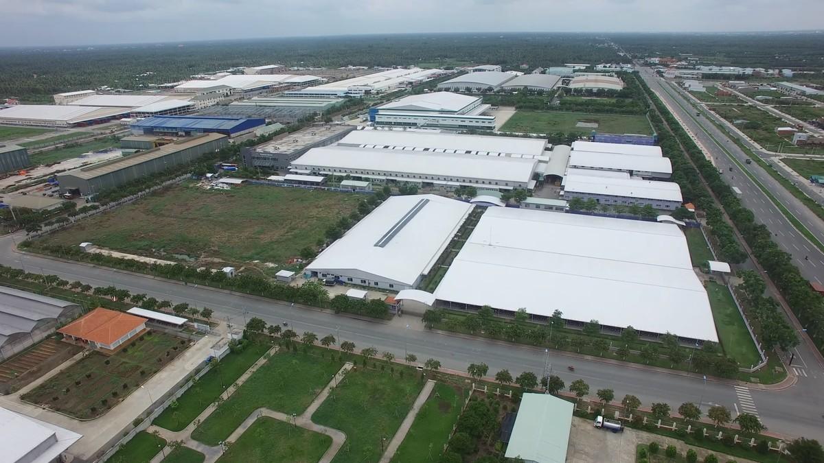 Giá thuê đất công nghiệp lập đỉnh mới